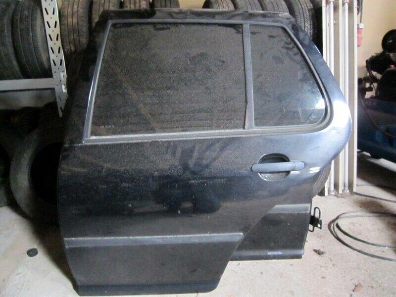 Plade- og karosseridele, døre gitter baglygter, VW Golf4