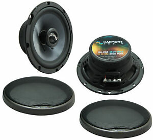 Fits BMW 3 Series 2002-2005 Rear Deck Replacement Harmony HA-C65 Speakers New