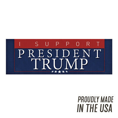6x Donald Trump for President  Sticker//Decal #2