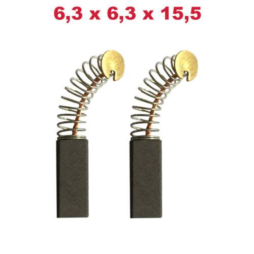 2x Schleifkohle Kohlebürste für Bosch PHS 36 G 322133.4 PHS 46 G 322113.4