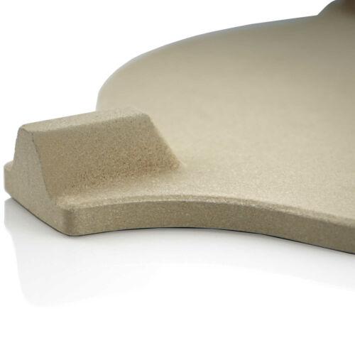 Ø 34 cm BBQ-Toro Deflektorstein für Kamado Keramikgrill Ø 52 cm