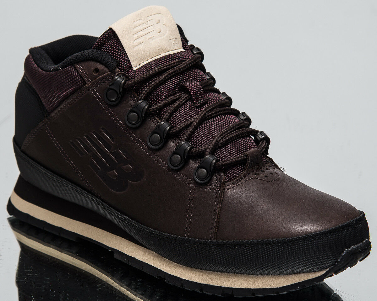 New Balance 754 Men's New New New Dark Brown Black Warm Casual Lifestyle shoes H754-LLB 576fb4