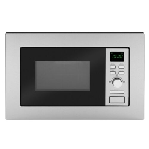 CAPLE CM120 STAINLESS STEEL BUILT IN MICROWAVE - BRAND NEW BOXED