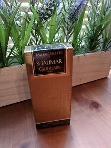 NWT-vintage1983-Shalimar-Guerlain-Eau-De-Toilette-Spray-1-oz-made-in-France