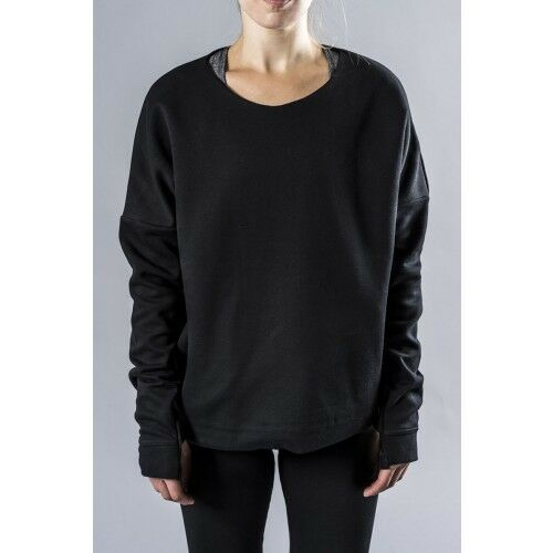b7a0670f58b2 Nike Women s Tech Fleece Crew Pullover Sweater S