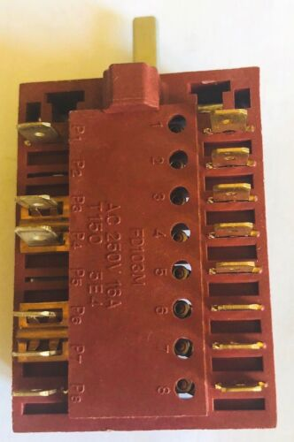 STERLING OVEN SELECTOR SWITCH 8 POSITION