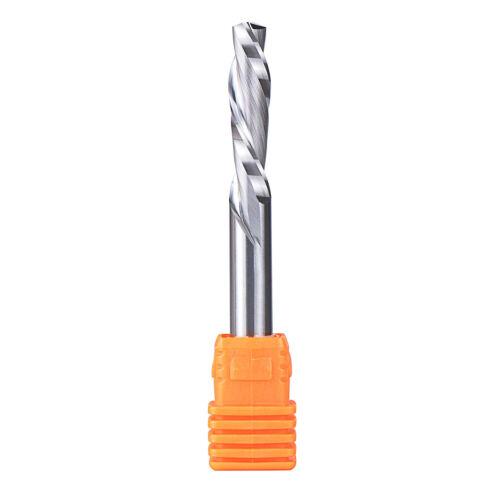 Down Cut  Spiral Router Bit 1//4 Shank 1//4 Cutting Diameter CNC Carbide End Mill