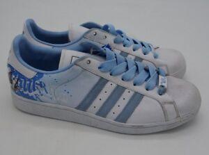 Bianco Originals Adidas Lawn c2 A1 12 blu da ginnastica D Scarpe A4855 Uomo college Pro 5qwnd054