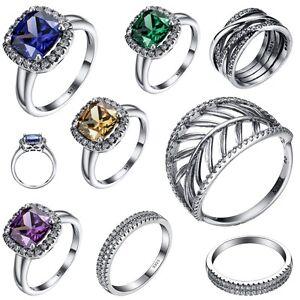 Size-6-9-Luxury-Sapphire-Wedding-Engagement-Rings-Silver-Elegant-Woman-Jewelry