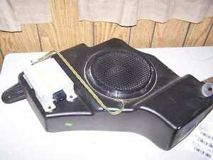 07 CALIBER REAR SUB-WOOFER WITH AMPLIFIER 559779