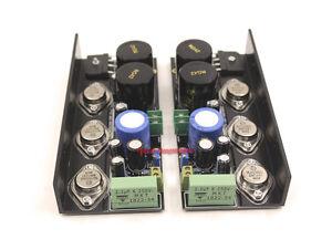 One Pair Hd1969 Power Pure Class A Amplifier Kit Amp Diy Kit 25w 25w