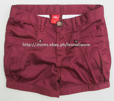 60% OFF! HUSH PUPPIES GIRL'S SHIRRED SHORTS SMALL / 6-8 YEARS BNEW US$ 10.99