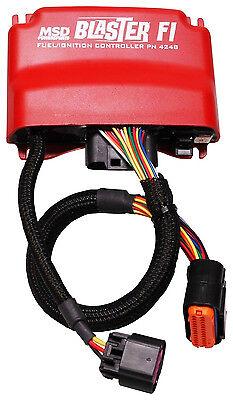 MSD Blaster Programmable Controller Ignition Box EFI CDI Yamaha Raptor 700