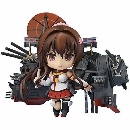 Good Smile Kantai Collection: Kancolle: Yamato Nendoroid Action Figure Japan