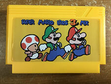 Super Mario Bros 3 Mix Nintendo Famicom Famiclone  FC/NES Japan Import US Seller