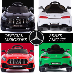 Kids-New-Licensed-Mercedes-Benz-AMG-GTR-SLS-Ride-on-Car-Remote-12V-Battery-Toy