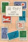Father S Day STAMPS Greeting Card 6 Cards Individually Bagged With Envelopes an
