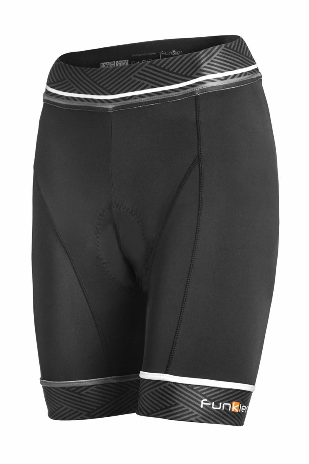 Cycling Shorts Funkier Ridesse 2017 Ladies 8 Panel  B-13 pad Small Soprts Wear  first-class service