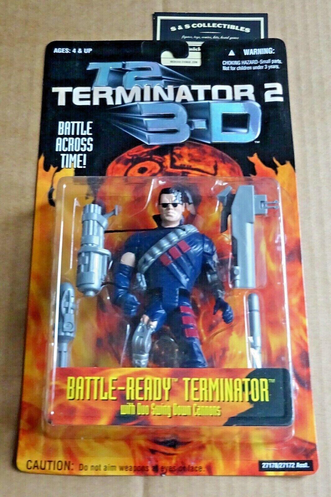 Multi-Liste de sélection de KENNER Terminator 2 action figures 1991//1997 GRATUIT UK P//P