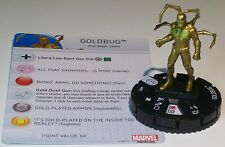 GOLDBUG #035 Civil War Storyline Marvel HeroClix
