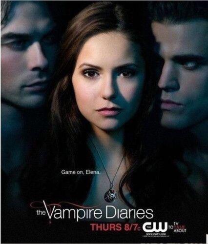 Collana Katherine Pierce Vampire Diaries Elena Gilbert Cosplay Necklace