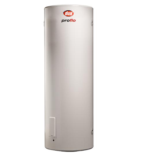 Dux 315 litre electric hot water heater