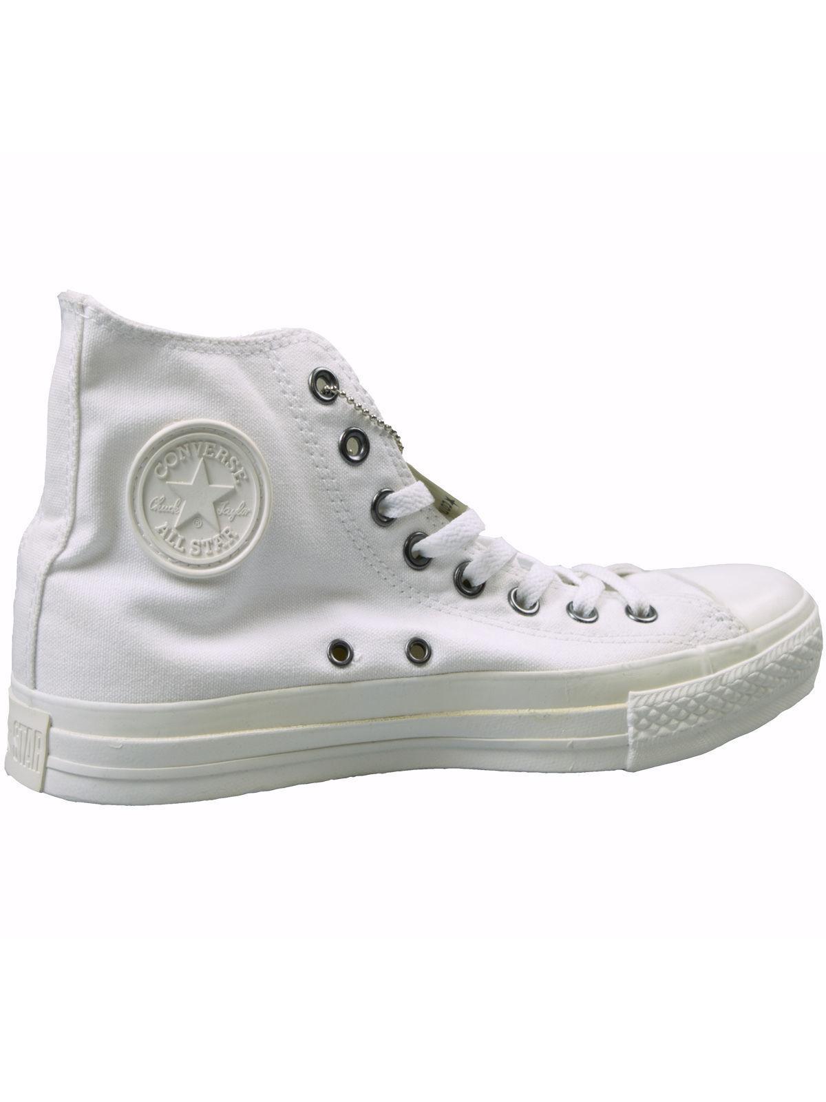 Converse All Star Star All Chucks Sneaker Schuh Weiß / Weiß Mono #5003 661138