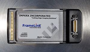 Imperx-Framelink-PCMCIA-CameraLink-frame-grabber