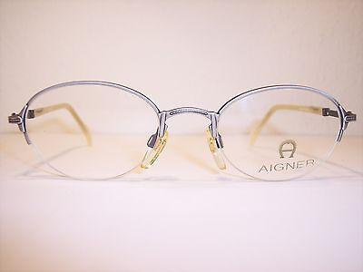 Brillenfassung/eyeglasses/lunettes By Aigner 100%vintage Original 90'er