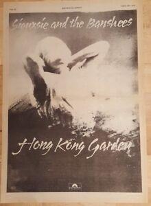 Siouxsie-Banshees-Hong-Kong-garden-1978-press-advert-Full-page-28-x39-cm-poster