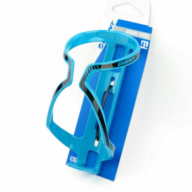 New SunLite Bicycle Bike Water Bottle /& Cage Blue