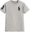 Polo-Ralph-Lauren-Enfants-Garcons-Filles-a-encolure-ras-du-cou-manches-courtes-T-Shirt-top-2-To miniature 17