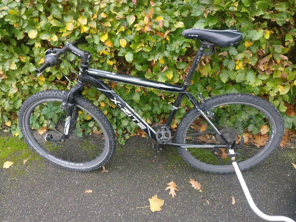 X-zite, anden mountainbike, 21 gear stelnr. Wtt50624L