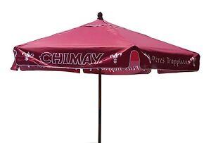 Image Is Loading Chimay Beer Patio Umbrella 8 Feet