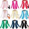 Women Candy Color Crochet Knitwear Hollow Lace Cardigan Blouse Tops Coat Sweater