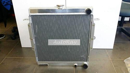 Aluminum Radiator for Toyota Landcruiser 75 Series 2H Diesel HJ75 Land Cruiser
