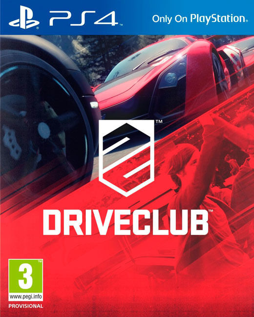 PS4 Driveclub Racing (brand new)