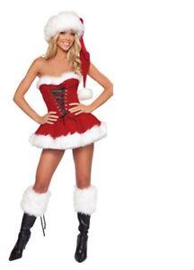Noel-Costume-Sexy-Santa-Claus-Robe-Taille-Plus-Femmes-de-Noel-Cosplay-Party-Wear