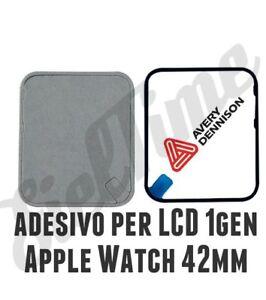 COLLA RIPARAZIONE APPLE WATCH 42 mm 1 GEN ADESIVO RICAMBIO SOSTITUZIONE LCD