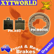 RM125 2005 Rear Brake Pads GOLD FREN 003 AD MXPUK 05 RM 125 251