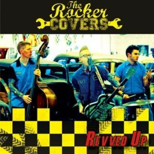 Rocker Covers - Revved Up [New CD]