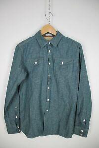G-STAR-RAW-Camicia-Shirt-Maglia-Chemise-Camisa-Hemd-Tg-M-Uomo-Man-C