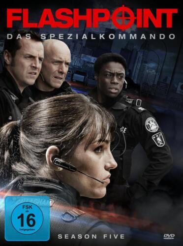 1 von 1 - Flashpoint - Das Spezialkommando - Season 5  [3 DVDs] (2012)
