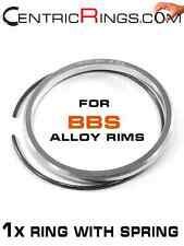 For BBS WHEELS 1x HUB CENTRIC RING 70 - 54 mm (ALLOY hub centering RING). NEW.