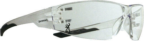 Clear Clear//black NEW Browning 12761 Shooters Flex Glasses