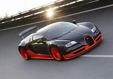 Bugatti Veyron A3 Poster