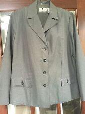 Spring / Summer Women's Alfred Dunner  Blazer-Ready for work size 16