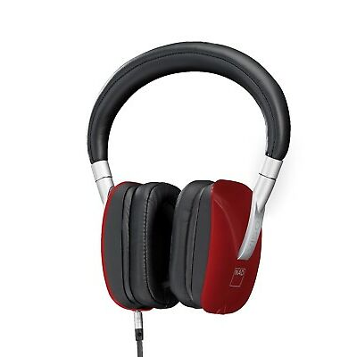 NAD Viso HP50 Noise-Cancelling Headphones (Red)