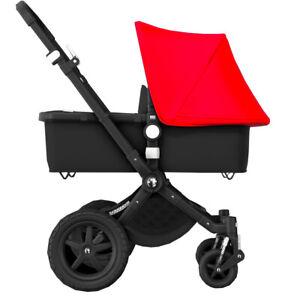 NEW-BUGABOO-CAMELEON-Baby-Stroller-Underseat-Storage-Basket-RED