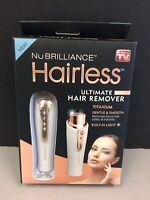 NuBrilliance Hairless Hair Remover Brand New ! Oakville / Halton Region Toronto (GTA) Preview